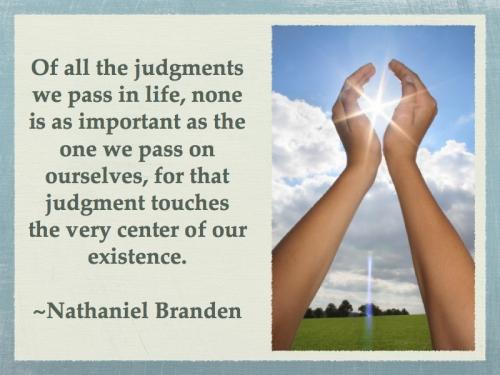 Nathaniel Branden Quote
