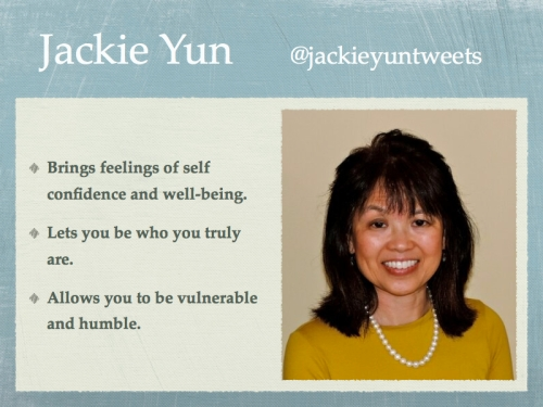 Jackie Yun Quotes