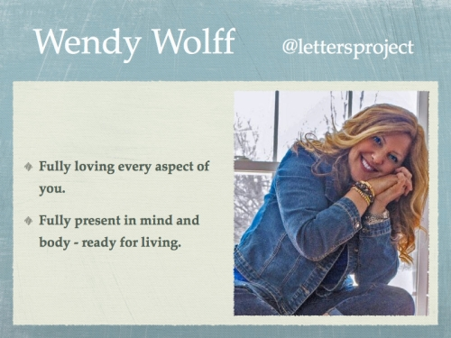 Wendy Wolff Quotes