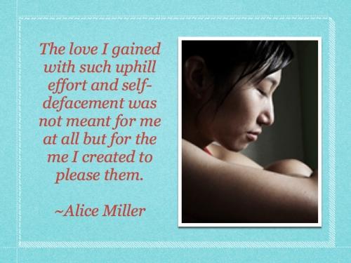 Alice Miller Quote
