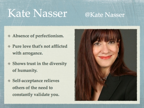Kate Nasser Quotes