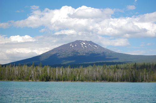 Mt. Bachelor on Wikipedia
